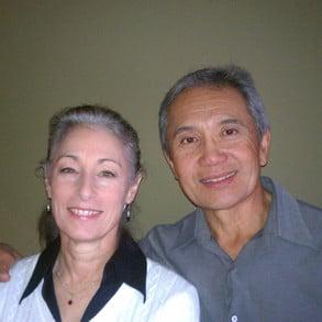 Photo of Paul & Susan Horiuchi