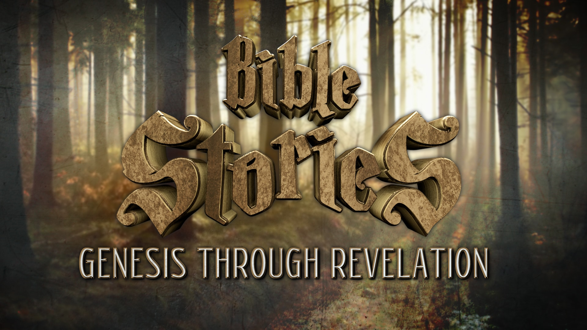 Bible Stories: Genesis Through Revelation | Pacific Hills