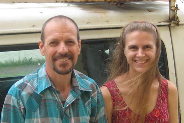 Cal & Jessica Stuebner
