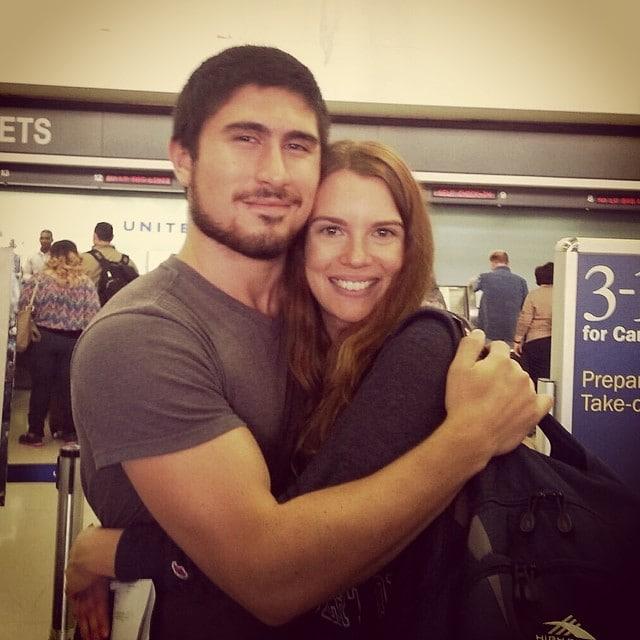 Chris Zemke (& Heather)